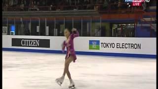 Satoko Miyahara - 2013 World Junior Championships - LP.