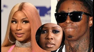 Nicki Minaj EXPOSES REAL REASON Why Lil Wayne Didn t Appear on Pink Friday . Can Remy Ma Ever Match