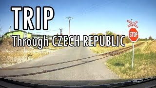 Trip Though Czech Republic - From N to SE