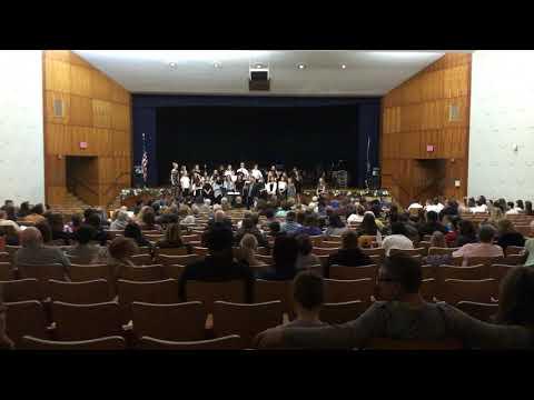 Union Area High School Band/Choir Concert