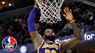 LeBron James, Kyle Kuzma help Lakers blow out Grizzlies | NBA Highlights