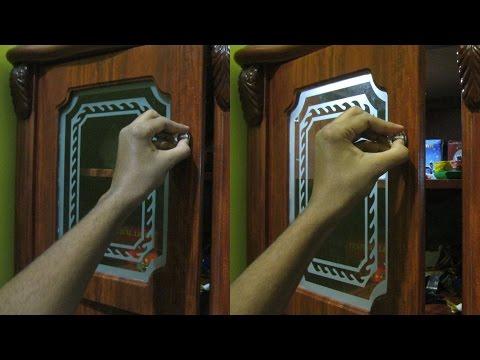DIY Automatic door light under $1