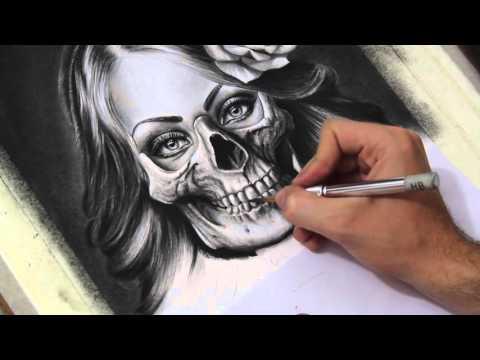 serie-de-desenho-preto-e-branco-#2