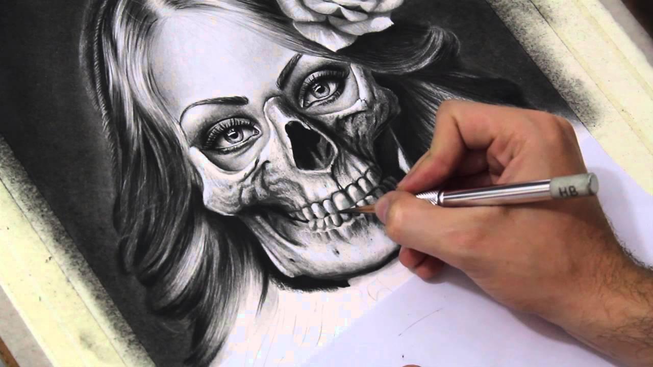 Serie De Desenho Preto E Branco 2 Youtube