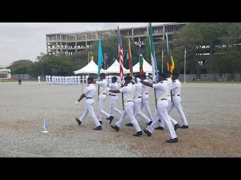 Regional Maritime University World Maritime Day Anniversary PARADE!