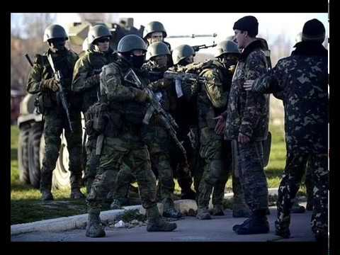 Russia's Polite People in Crimea! How it was!!!