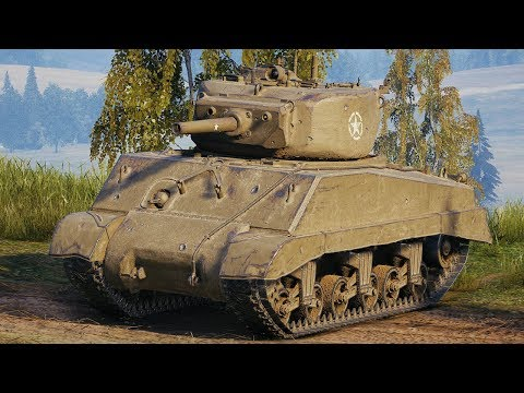 World of Tanks M4A3E2 Sherman Jumbo - 9 Kills 4,2K Damage thumbnail