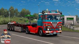 [ETS2 v1.26] Scania 1 Series v2.0 + ALL DLC´s ready