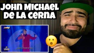 Reacting to John Michael Dela Cerna - Imagine - Day 3