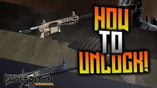 Ghost Recon Wildlands - How To Unlock Honey Badger And ACS 12! Special Operation 3