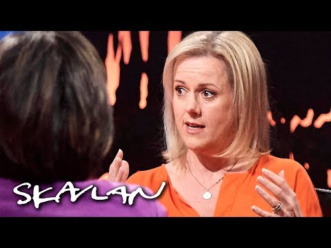 Jojo Moyes sobbed while writing «Me Before You»  | SVT/NRK/Skavlan