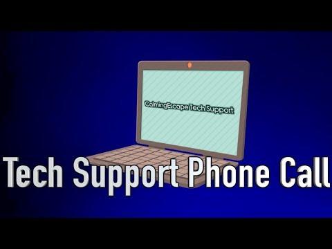 Tech Support Phone Call RP [ASMR]