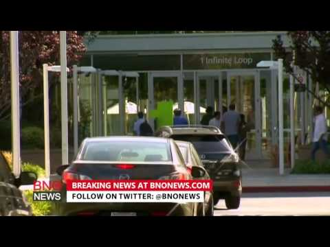 Death investigation at Apple headquarters in Cupertino
