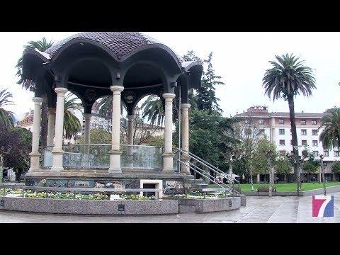 El kiosko de música de Santurtzi cumple 100 años.