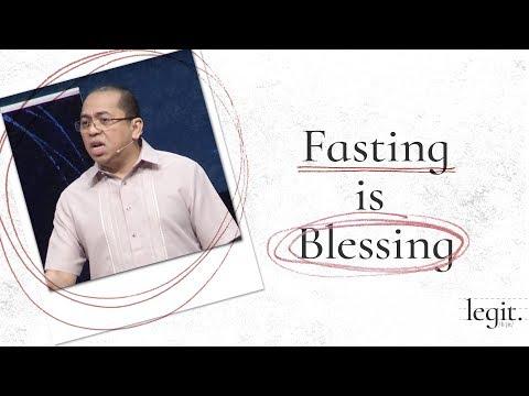 Legit - Fasting is Blessing - Bong Saquing