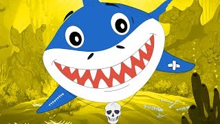Baby Shark Doo Do Song   Fun For Kids TV - Nursery Rhymes & Songs