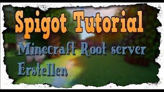 Tutorial: Minecraft Bukkit Server auf Linux Root-/vServer installieren [Deutsch] [HD]