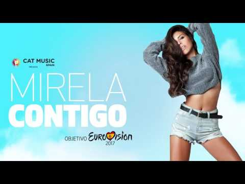 Mirela-contigo(lyric-video)