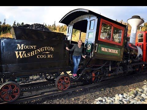 Mt. Washington Cog Railway Tour