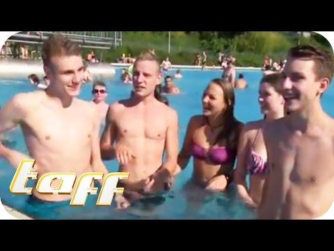 Sommer im Freibad | taff | ProSieben