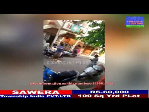 Shocking Rowdy Sunil Hacked to death in Basaveshwaranagar,Bengaluru