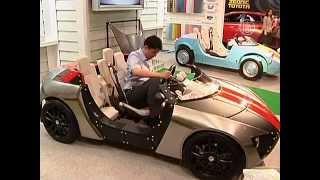 Электромобиль-конструктор для детей от Тoyota (новости)(http://www.ntdtv.ru Электромобиль-конструктор для детей от Тoyota. Ваш ребенок мечтает о собственной настоящей машине?..., 2013-06-13T13:25:05.000Z)