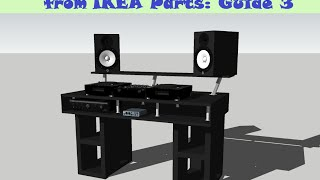 Guide: Diy Dj Booth From Ikea Parts - Build 3