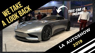 Supper Club Lookback: 2019 LA Auto Show
