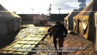 Metal Gear Solid V: Ground Zeroes - rozgrywka PL / gameplay PL - zobacz więcej na cdp.pl