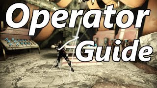 Warframe | Eidolon Hunter #1: Operator Guide