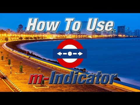 Mumbai Local Train Route App    How To Use M-Indicator App    The Social Posts