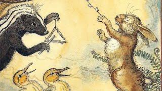 Mr. Rabbit's Symphony of Nature by Charles van Sandwyk