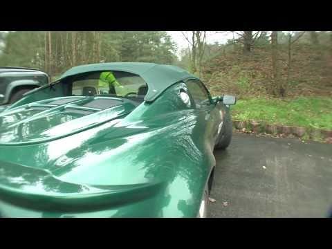 Lotus Elise British Racing Green / Walkaround