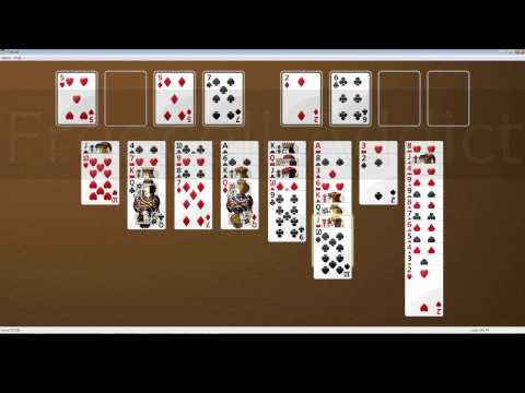 solution hard freecell #27188