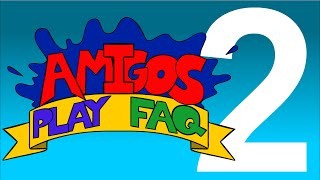 AMIGOS PLAY FAQ - TRAILER TEMPORADA 2