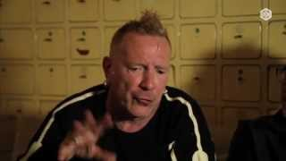 Punk in China.The Punk scene in China.John Lydon interview.