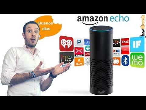 AMAZON ECHO y ALEXA para tu Estrategia de MARKETING DIGITAL con los SKILLS