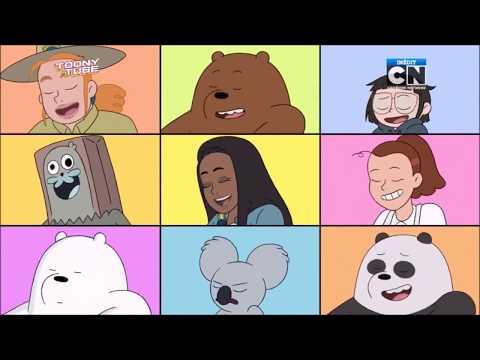 Vidéo We Bare Bears - Ours pour un Acapella - Chanson