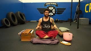 Y Virtual 2.17 - Introducción a la Yoga Nidra con el instructor Luis Omar Pérez