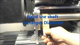 Homemade CNC - Making Spindle without LATHE