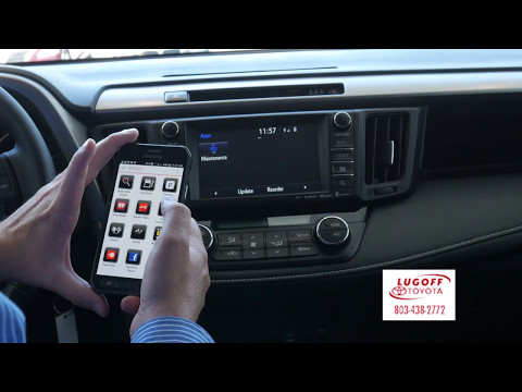 Scout Gps Link Review >> 2013 Toyota Rav4 Limited AWD Entune and bluetooth demo | Doovi