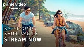 Katheyondu Shuruvagide | Diganth Manchale | Stream Now | Kannada Movie | Amazon Prime Video
