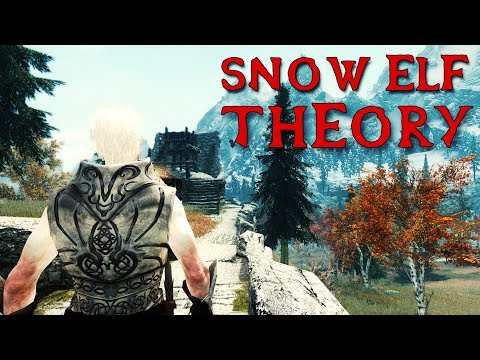Why The Falmer Were Created - Elder Scrolls Theory