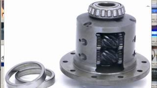 Mazda Torsen / Torsion LSD Diff RX7 FD3S 13BTT 13B-Rew / 89-91 Fc3s Turbo II 2 13bt / RX8 SE3P