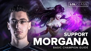 Morgana Support with OG Mithy - Season 6   League of Legends