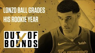 Lonzo Ball Grades His Rookie Season | Out of Bounds