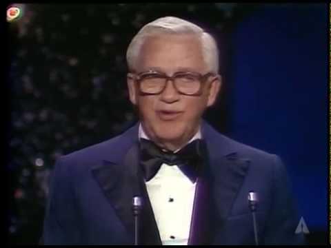 Mervyn LeRoy's Irving G. Thalberg Award: 1976 Oscars