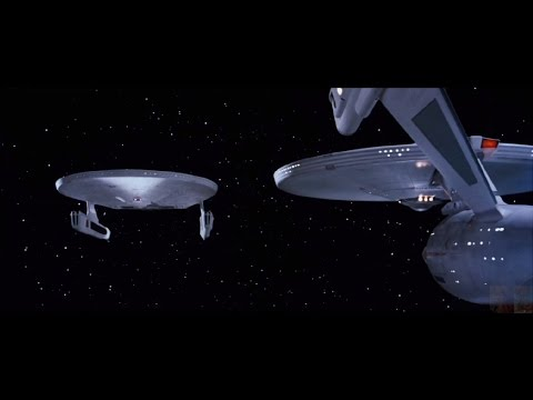 Thumbnail: Star Trek II Wrath of Khan - Reliant Vs Enterprise; First Clash 1080p