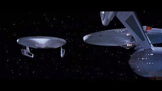 Star Trek II Wrath of Khan - Reliant Vs Enterprise; First Clash 1080p thumbnail