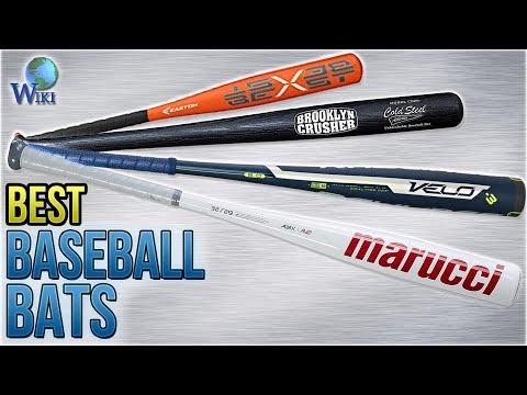 8 Best Baseball Bats 2018 - YouTube